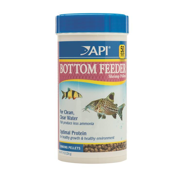 API Bottom Feeder Shrimp Pellets 224gm