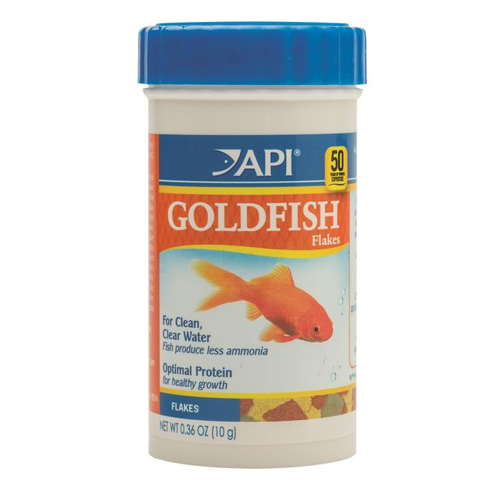 API Goldfish Flakes 10gm