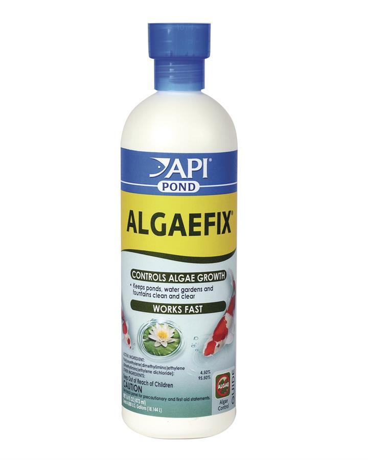 API Pond Care Algaefix Algae Treatment 480ml