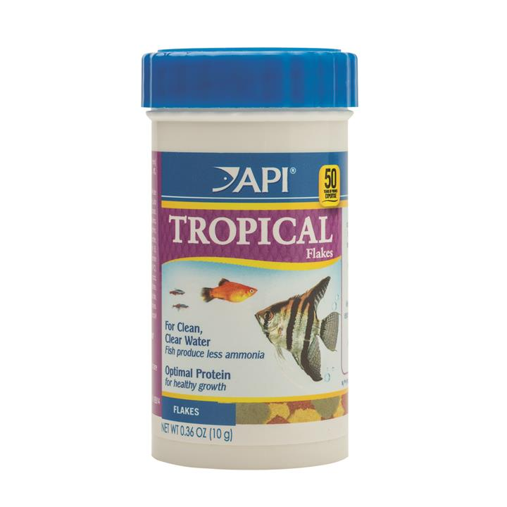 API Tropical Flake Food 10gm