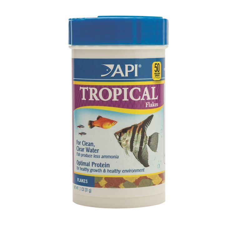 API Tropical Flake Food 31gm