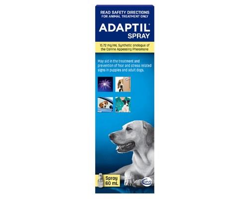 Adaptil Spray Dog Appeasing Pheromone 60ml