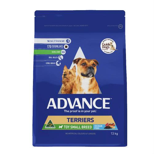 Advance Adult Terrier Toy/Small Breed 13kg