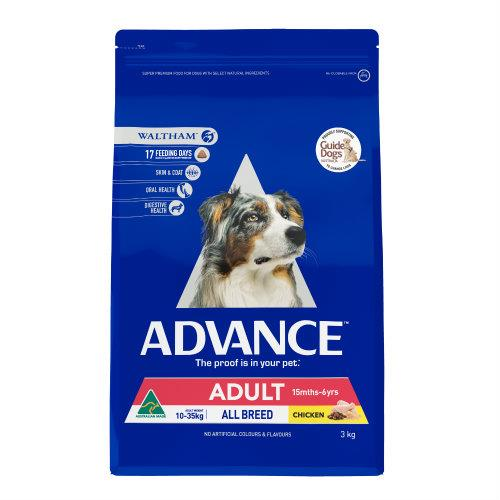 Advance All Breed Chicken 3kg