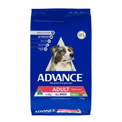 Advance All Breed Lamb 15kg