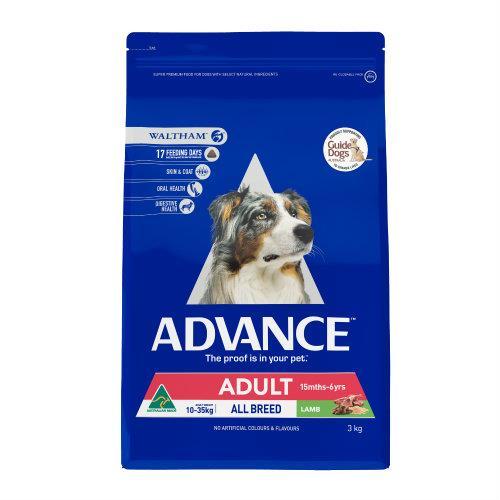 Advance All Breed Lamb 3kg