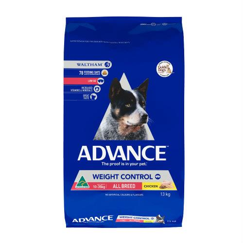 Advance All Breed Weight Control 13kg