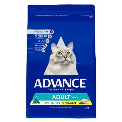 Advance Cat Adult Chicken 3kg