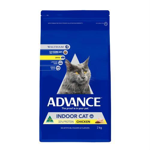 Advance Cat Adult Indoor 2kg