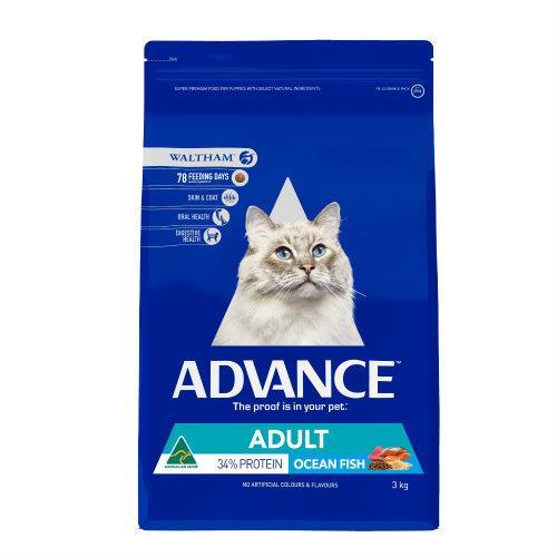 Advance Cat Adult Ocean Fish 3kg