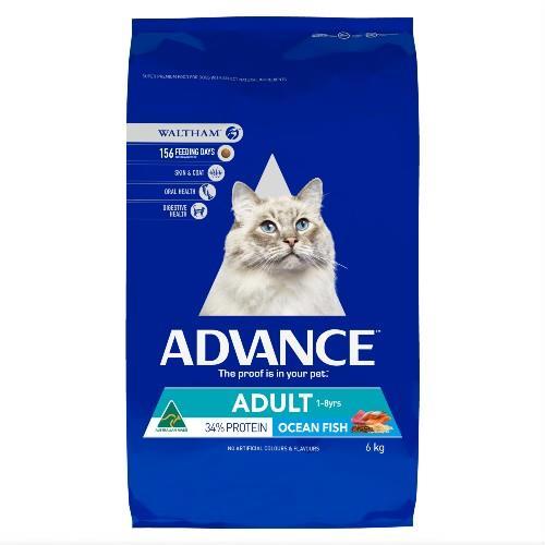 Advance Cat Adult Ocean Fish 6kg