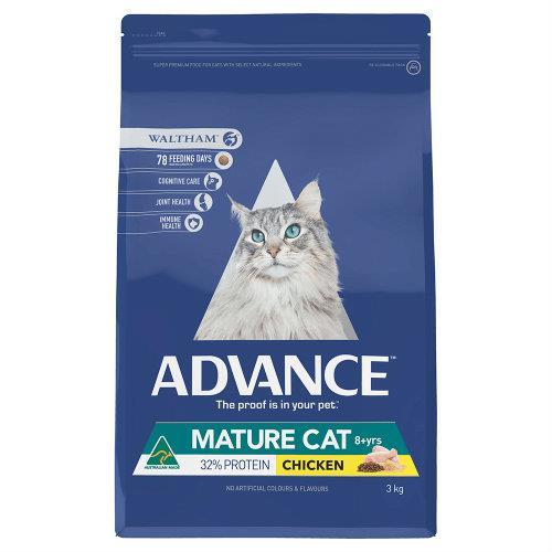 Advance Cat Mature Chicken 3kg
