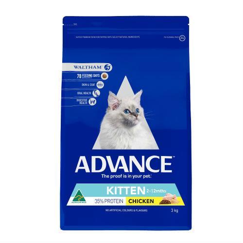 Advance Kitten Plus 3kg