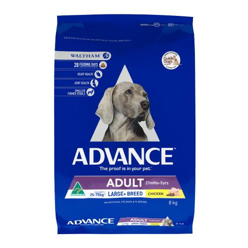 Advance Large Breed Chicken 8kg