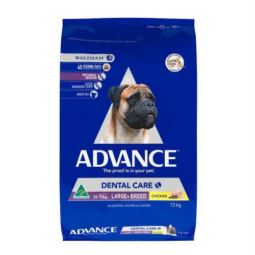 Advance Large Breed Dental 13kg