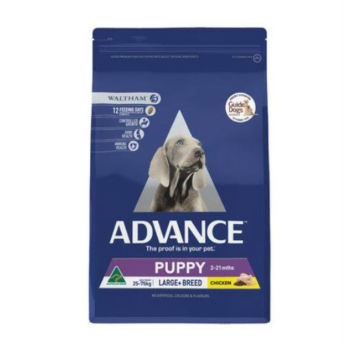 Advance Large Breed Puppy Plus Growth 15kg