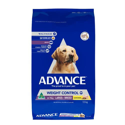 Advance Large Breed Weight Control 13kg