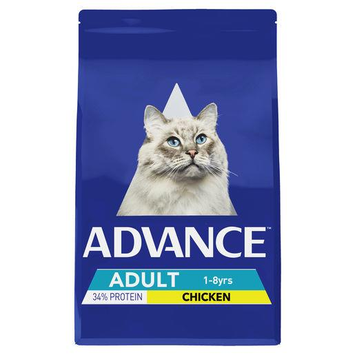 Advance Total Wellbeing Chicken Adult Dry Cat Food