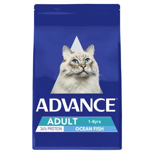 Advance Total Wellbeing Fish Adult Dry Cat Food 6kg