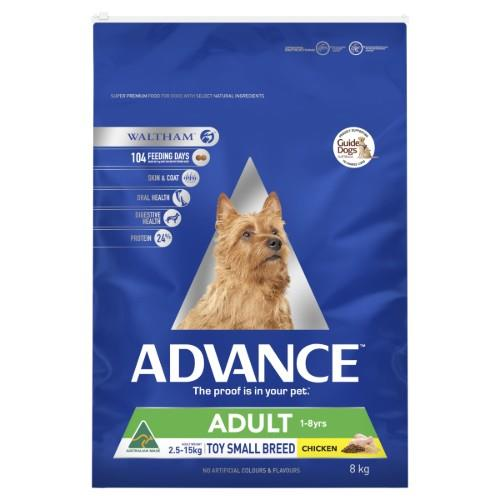 Advance Toy and Small Breed Chicken 8kg