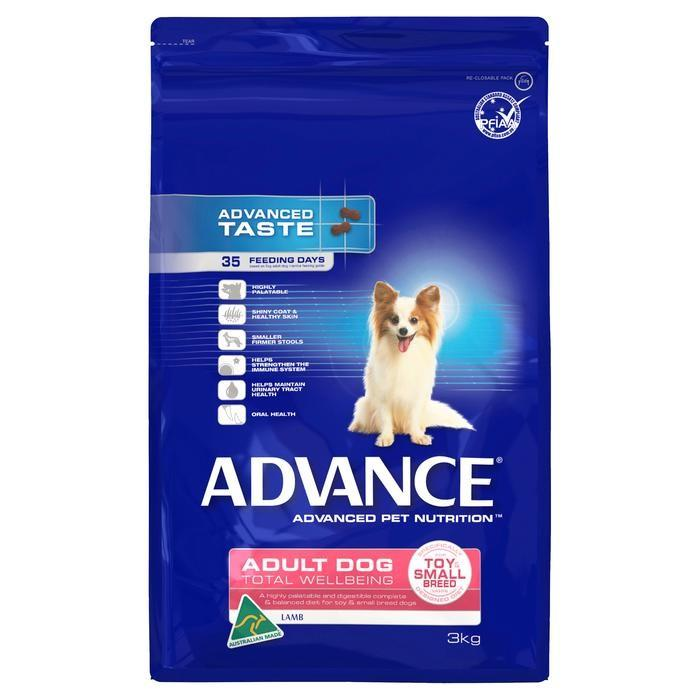 Advance Toy and Small Breed Lamb 3kg