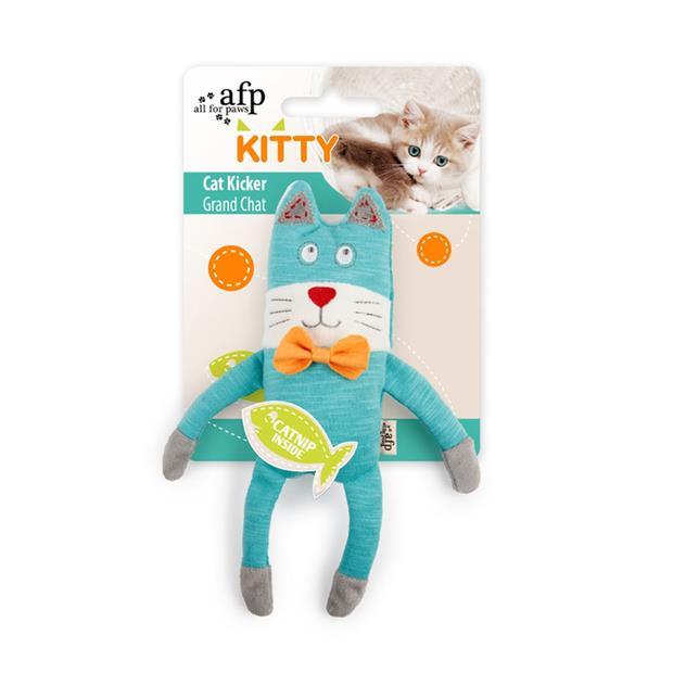 Afp Kitty Cat Kicker Cat Toy Each