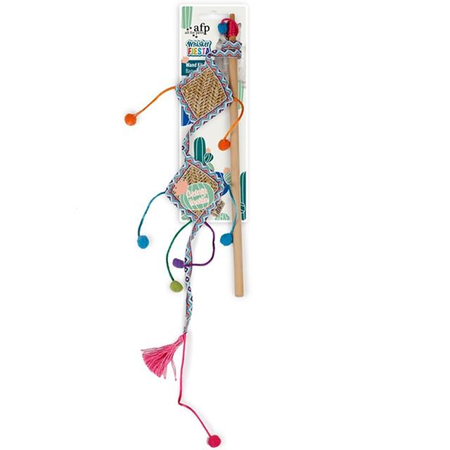 Afp Whisker Fiesta Wand Kite Each