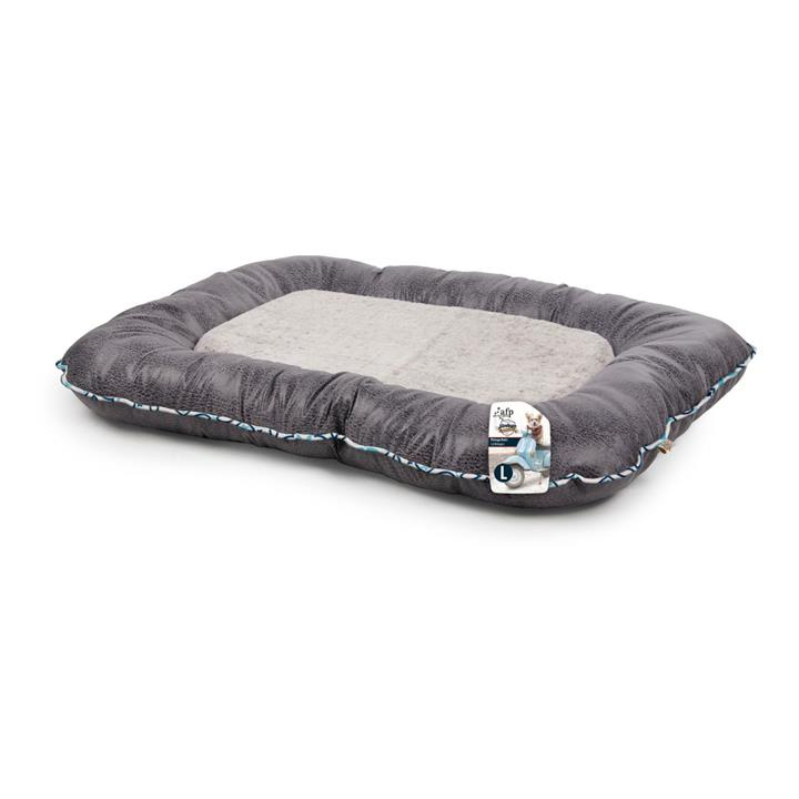 All For Paws Vintage Grey Dog Bed