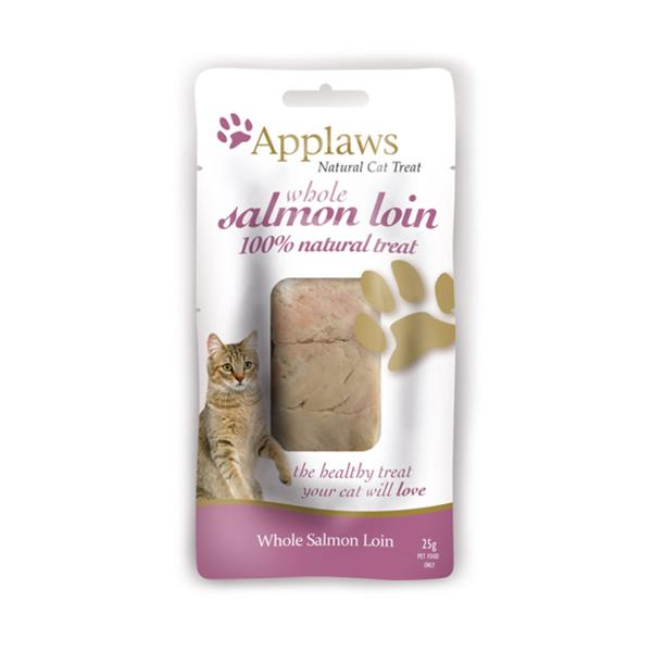 Applaws Cat Loin Treat Salmon 25g