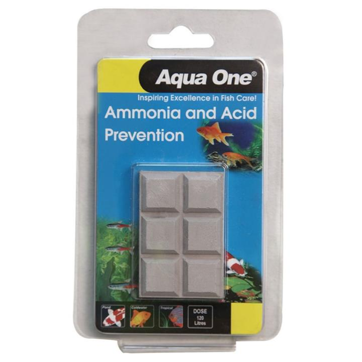 Aqua One Block AAA Plus Conditioning 20g