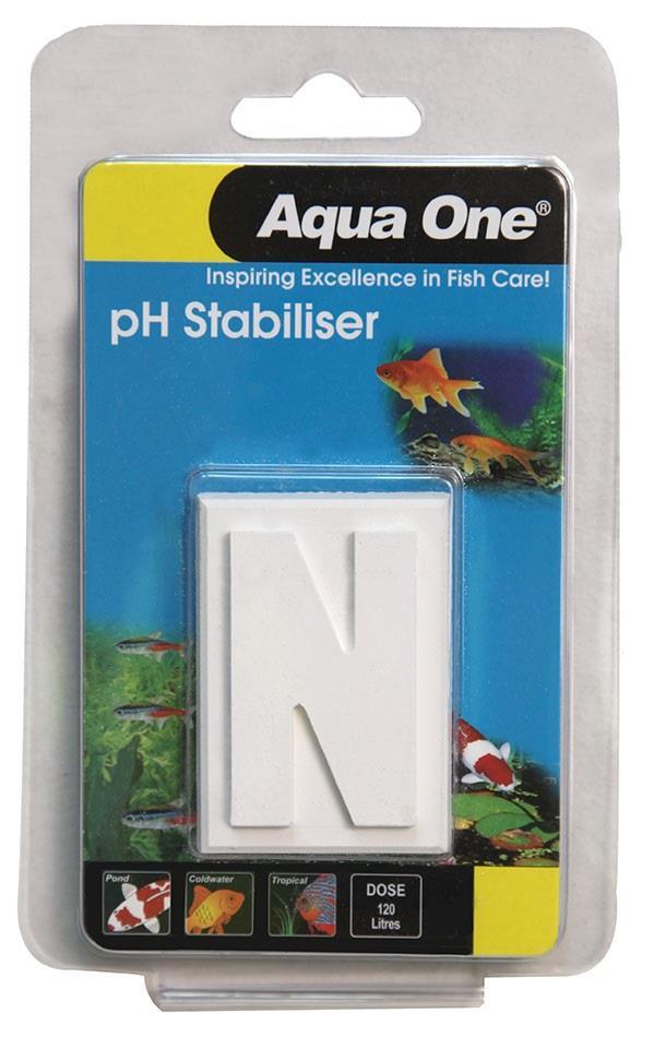 Aqua One Block PH Stabiliser Conditioning 20g