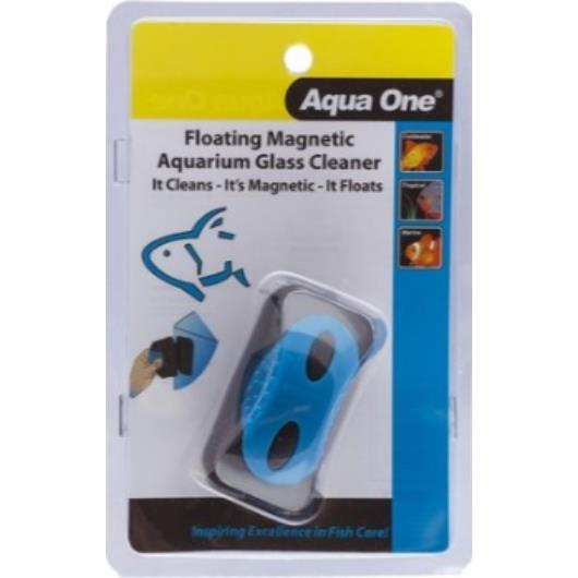 Aqua One Floating Magnet Cleaner Large