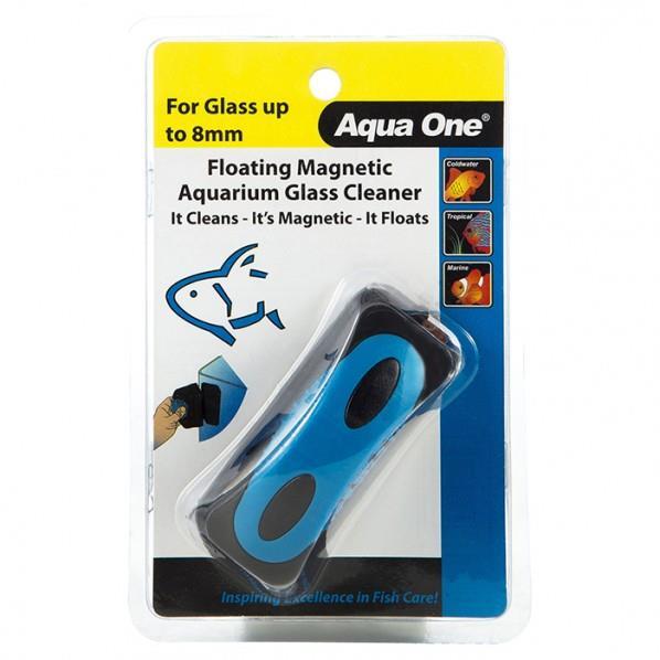 Aqua One Floating Magnet Cleaner Medium