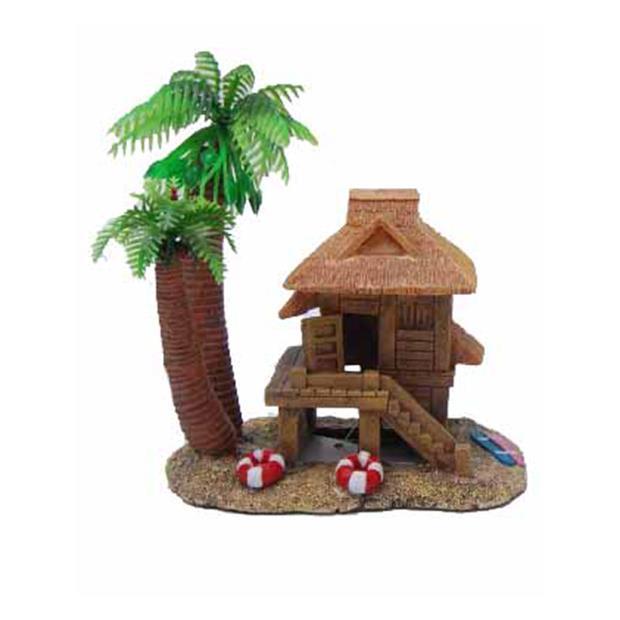 Aquatopia Hermit Crab House On Stilts Each
