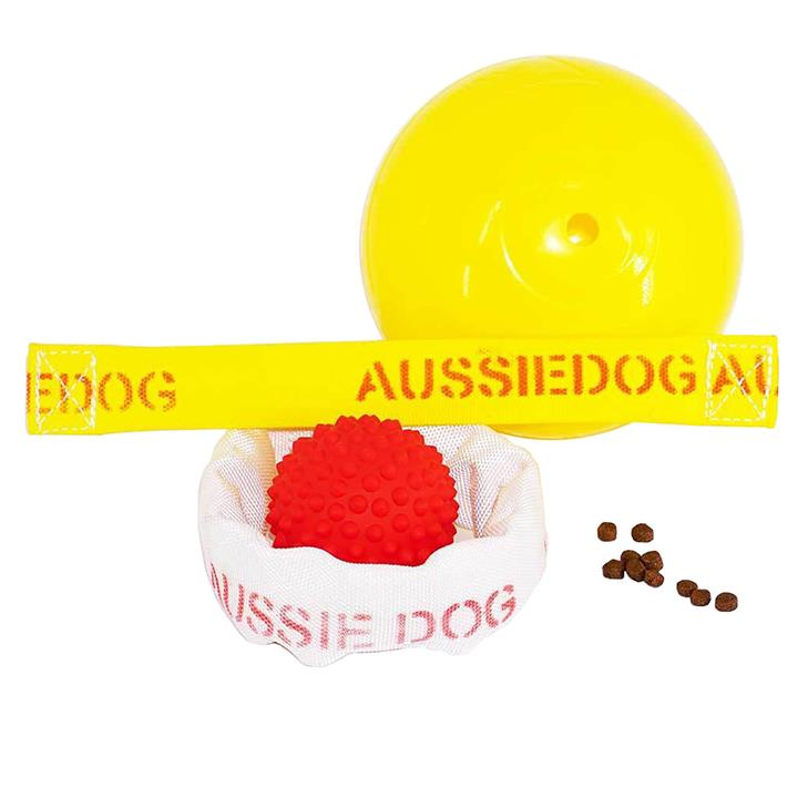 Aussie Dog Puppy Pack - 4 Toys Multi-Pack - For Large Dogs over 30kg