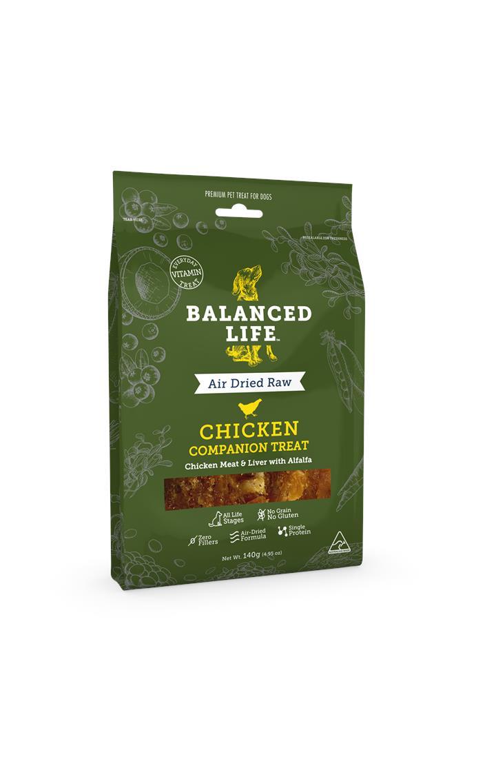 Balanced Life Dog Treat Chicken 140g