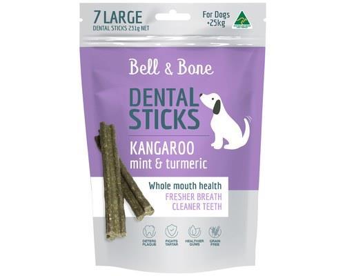 Bell And Bone Dog Treat Dental Large 231g