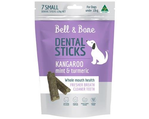 Bell And Bone Dog Treat Dental Small 126g