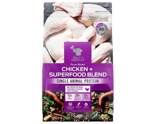 Billy And Margot Chicken Superfood Blend 1.8kg