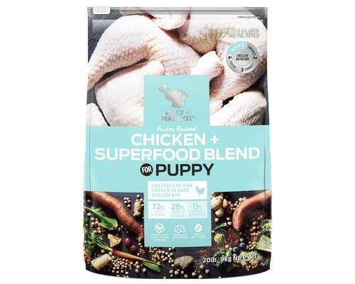 Billy And Margot Puppy Chicken Superfood Blend 9kg