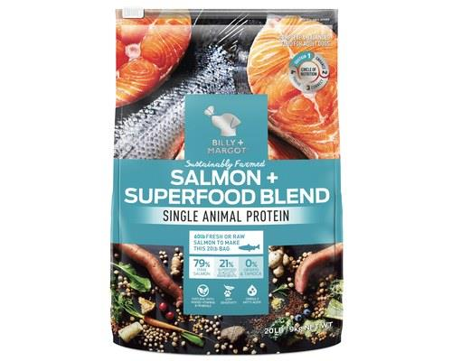 Billy And Margot Salmon Superfood Blend 9kg