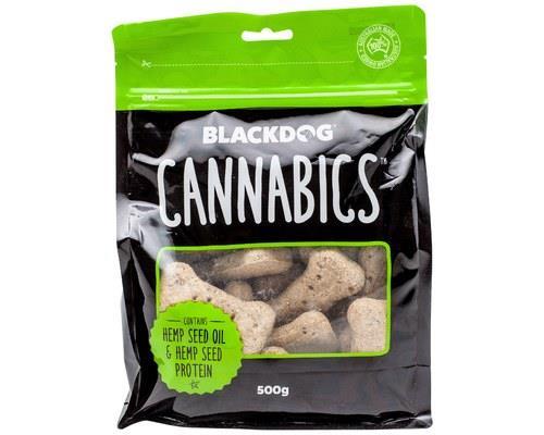 Blackdog Biscuits Cannabics 500g