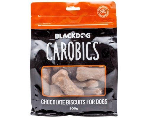 Blackdog Biscuits Carobics 500g