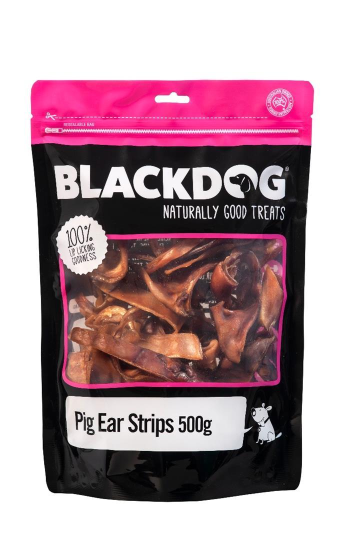 Blackdog Pig Ear Strips