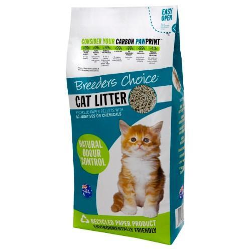 Breeders Choice Cat Litter 6L