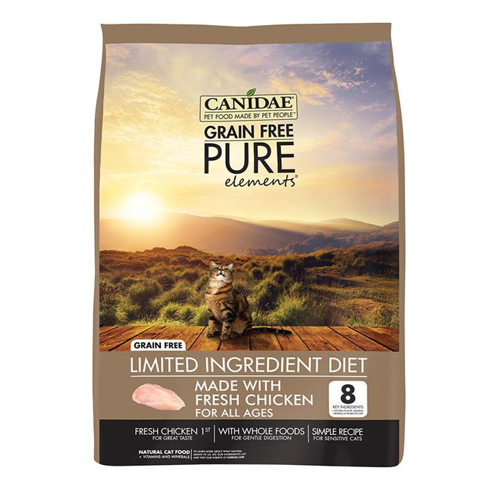 CANIDAE® Grain Free PURE Elements Chicken All Ages Dry Cat Food 1.13kg