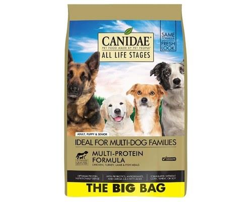Canidae All Life Stages Multi Protein Chicken, Turkey Lamb & Fish Dry Dog Food 20kg