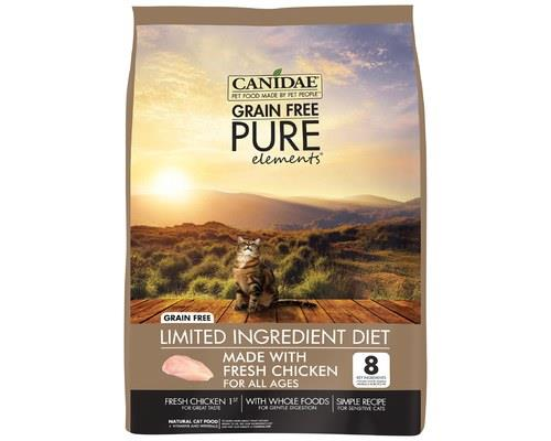 Canidae Cat Grain Free Pure Elements 4.5kg