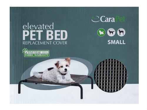 Cara Pet Elevated Bed Replacement Cover Small
