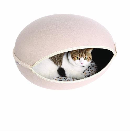 Cat or Dog Pet Pod Beige